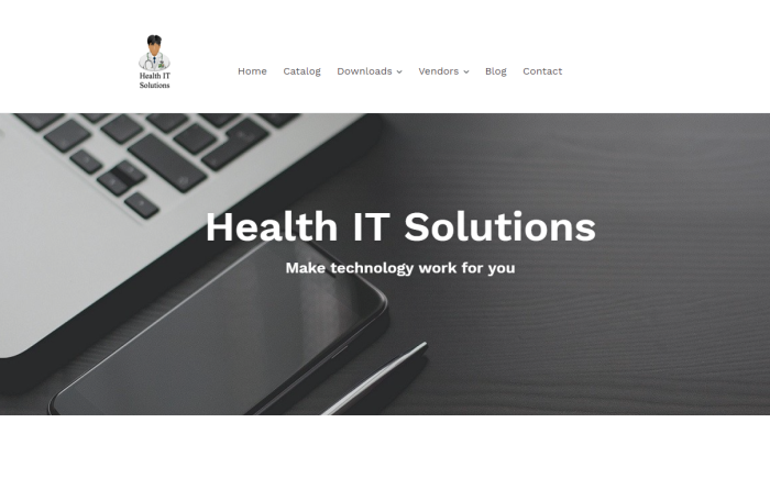 Sponsor Health IT Solutions
